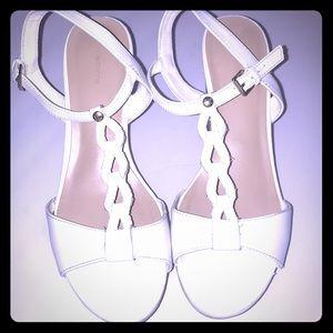 Liz Claiborne Women Casual Heel Wedges.